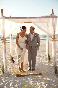 Jumping The Broom Ceremony A Wedding In Paradise